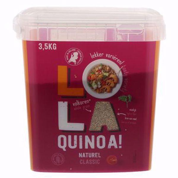 Afbeelding van Lola Quinoa naturel zaden