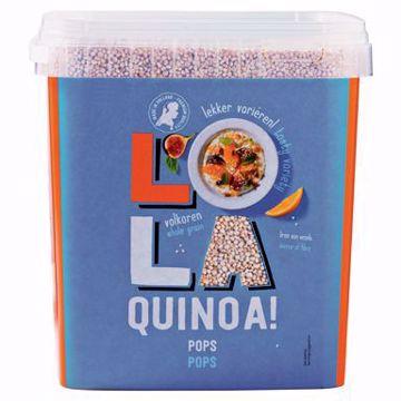 Afbeeldingen van Lola Quinoa pops