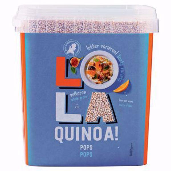 Afbeelding van Lola Quinoa pops