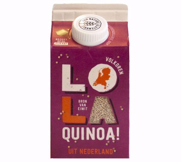 Afbeelding van Lola Quinoa volkoren zaden (300 gram)