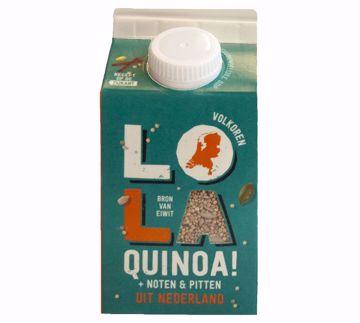 Afbeeldingen van Lola Quinoa volkoren zaden, noten & pitten (275 gram)