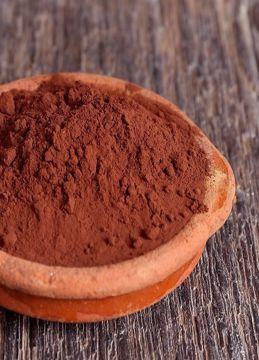 Afbeeldingen van Cacao poeder (250 gram)