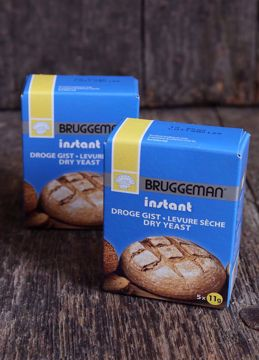 Afbeeldingen van Bruggeman Droge gist