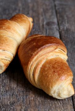 Afbeeldingen van Croissants naturel (per stuk)