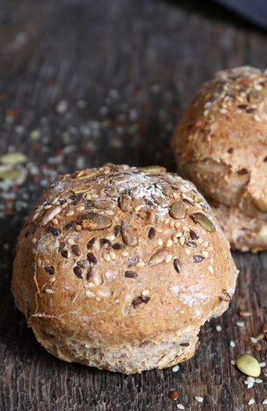 Afbeelding van Desem Broodjes Zaden hard (per 5 stuks)