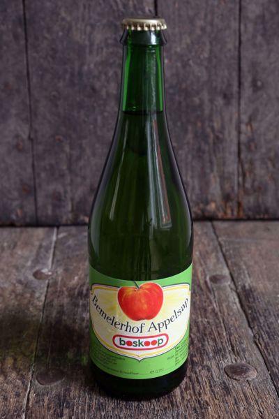 Afbeelding van Bemelerhof appelsap Boskoop (zuur)