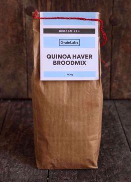 Afbeeldingen van Quinoa Haverbroodmix (1 kg)