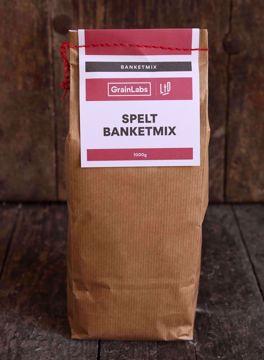 Afbeeldingen van Spelt Banketmix (1 kg)