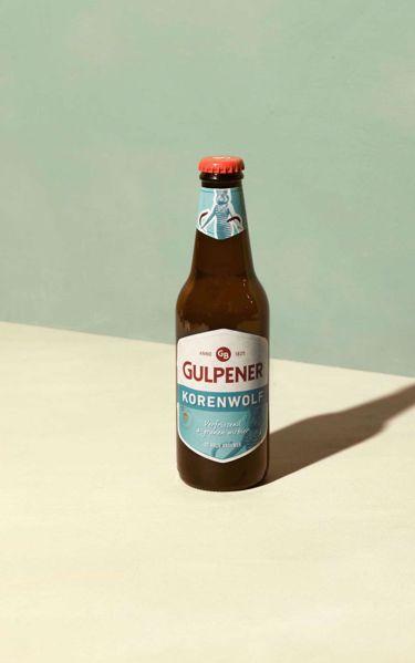 Afbeelding van Gulpener Bier Korenwolf (0.3cl) per 6 st verpakt