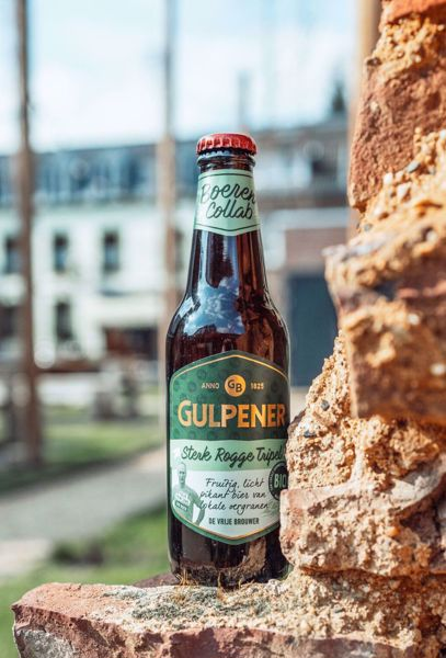 Afbeelding van Gulpener Bier Sterk Rogge Tripel (0.3CL)